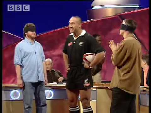 Special Guest Sports Star Jonah Lomu - BBC sports comedy