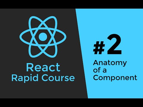 REACT JS TUTORIAL #2 - Reactjs Components & Rendering