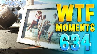 PUBG WTF Funny Daily Moments Highlights Ep 634