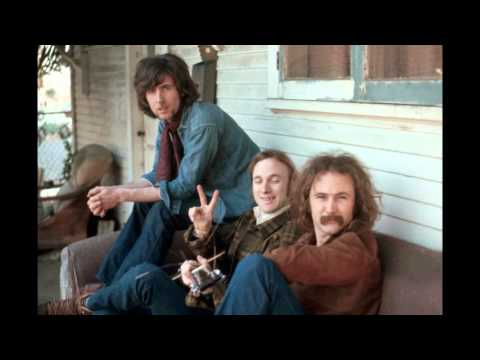 Crosby, Stills & Nash - Unequal Love