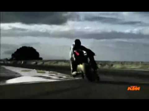 0 Superbike KTM RC8 Commercial
