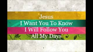 Jesus, Lover Of My Soul (Its All About You) HD Lyrics Video By Passion