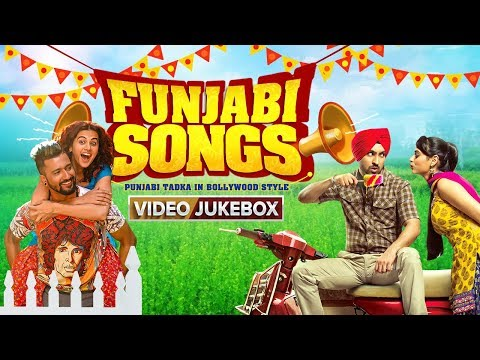 FUNjabi Video Songs | Punjabi Tadka In Bollywood Style | Bollywood Punjabi Dance Hits