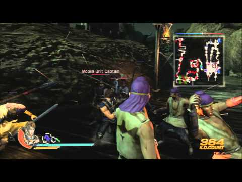 Rule of Three Reviews Dynasty Warriors 8