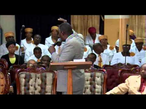 November 25 2012 Sunday Morning Service: Pastor Victor Douse
