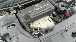 Car For Parts - Toyota AVENSIS 2005 2.0L 108kW Gasoline