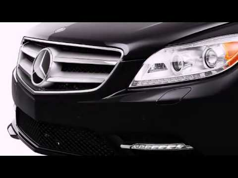 2013 Mercedes-Benz CL-Class Video
