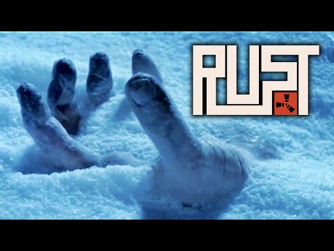 FREEZIN' TO DEATH ? Rust (8): Survival Games