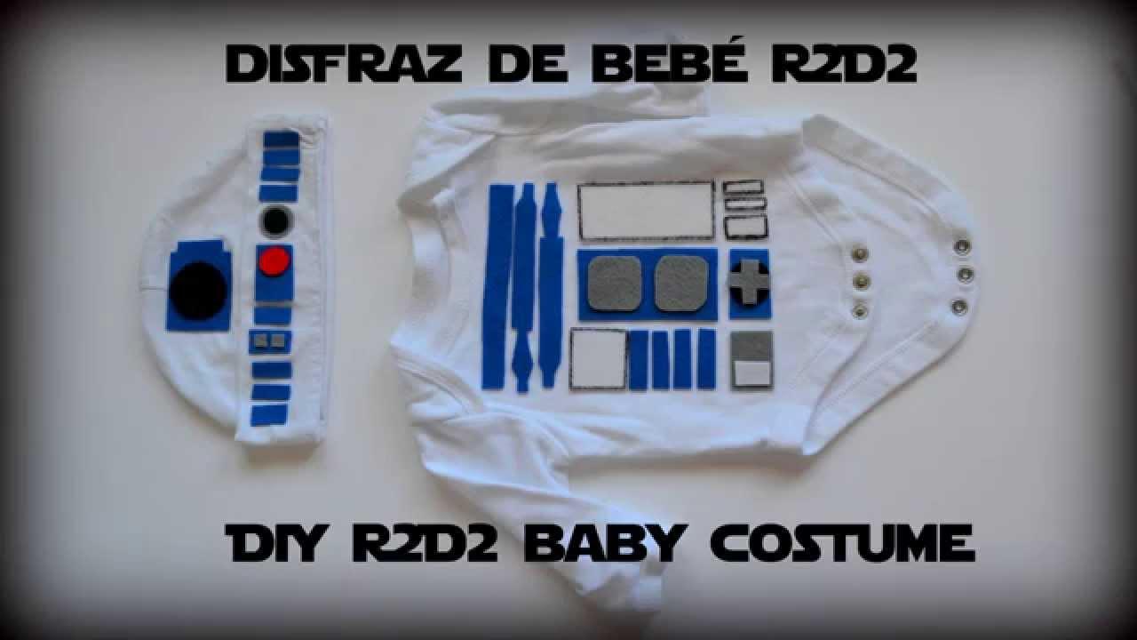 R2d2 Baby Costume DIY R2D2 baby costume