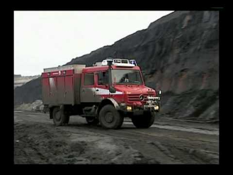 Unimog UHN Extreme Offroader promo video Part 3 of 3