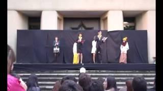 「女装選手権2012〜早稲田No.1は誰の手に〜 1」
