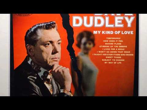 Dudley, Dave - Subject To Change