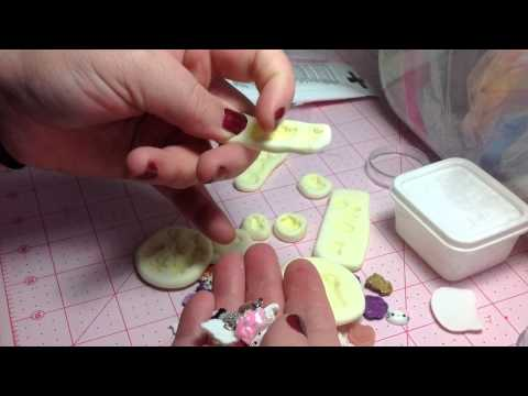 DIY Make your own Nail art Silicone Molds!!!