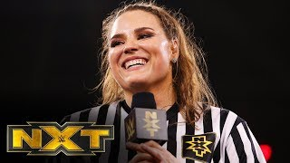 Referee Jessika Carr says goodbye to NXT: Exclusive, Nov. 27, 2019