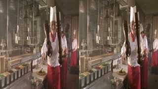 Samsung 3D Demo 03 - Taste of Kitchen - 1080P Side by Side