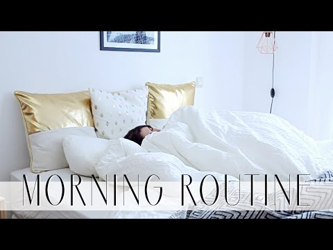 Rutina de mañana 2017 - MORNING ROUTINE | Nightnonstop #ad