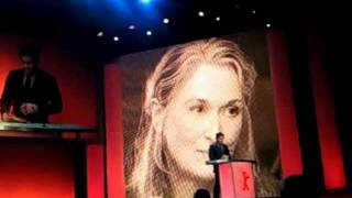 The Iron Lady - Meryl Streep receives the Honorary Golden Bear @ Berlinale 2012