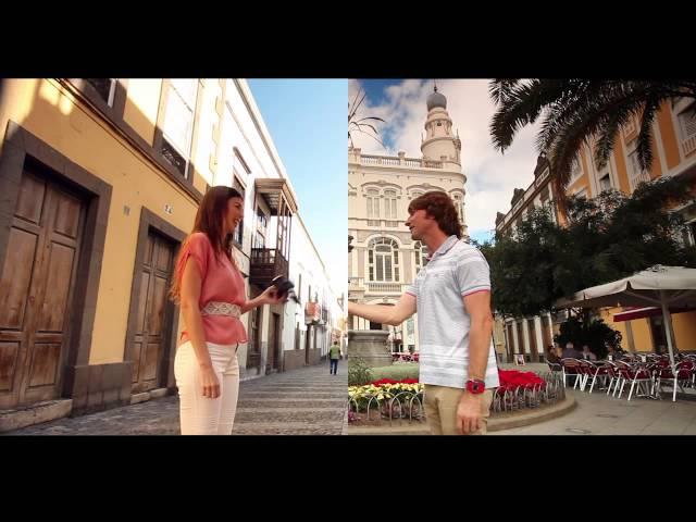 LAS PALMAS DE GRAN CANARIA. Ciudad de mar y culturas