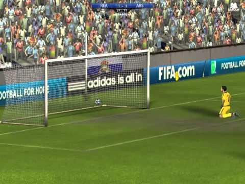 ลูกยิงไกล FIFA Online 2