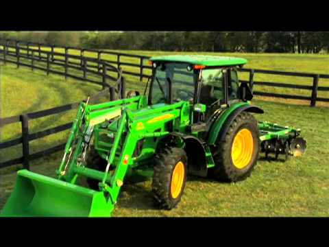 John Deere: 5 Series Utility Tractors Video