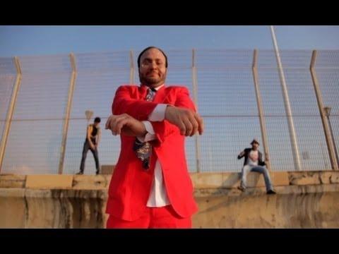 Lebanese Gangam - Obba Saida Style Chinn video
