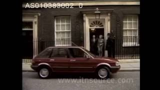 Austin Rover - Margaret Thatcher and the new Maestro - (1983)