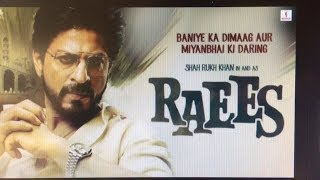 Raees | New Release Hindi Dubbed Full Movie | New Movies 2019| South Movie In Hindi 2019