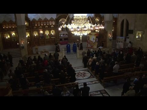 Christians of Syria's Aleppo hold out despite jihadist threat