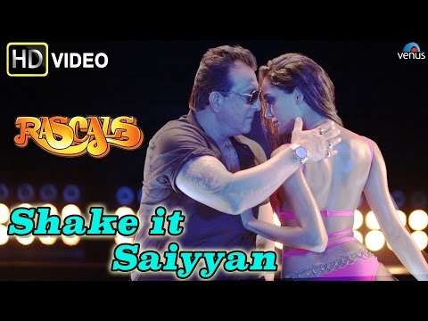 Shake It Saiyyan (HD) Full Video Song | Rascals | Sanjay Dutt...