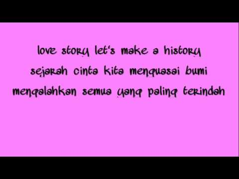 Love Story - Melly Goeslow Feat. Irwansyah [HD] (short)