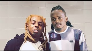 DIAMOND PLATNUMZ x LIL WAYNE - STUDIO SESSION (official video teaser)