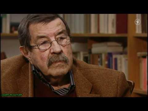 Günter Grass Interview zu seinem Israel - Gedicht :