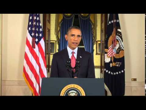 President Obama Addresses the Nation on the ISIL Threat