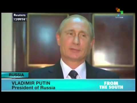 Putin threatens West with retaliation over sanctions