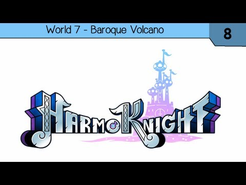 HarmoKnight - World 7 - Baroque Volcano