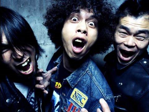 Electric Eel Shock - Suicide Rock & Roll