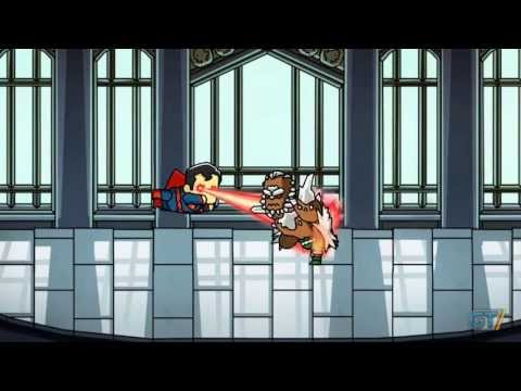 Scribblenauts Unmasked: A DC Comics Adventure - Debut Trailer