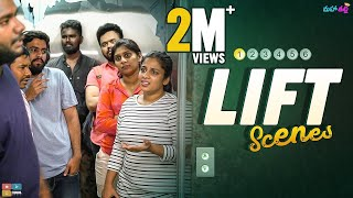 Lift Scenes || Mahathalli || Tamada Media