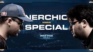 Nerchio vs SpeCial ZvT - Group D Elimination - 2018 WCS Global Finals - StarCraft II