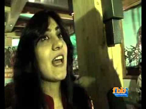 RJ Yamini FBB Styleometer - Mumbai Brunch