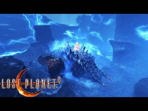 Salamander Lost Planet Lost Planet 2 Part 3 Giant