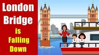 London Bridge is Falling Down || nursery rhyme