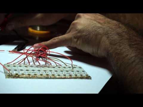 Динамический светодиодный модуль поворота желтый сделать своими руками
