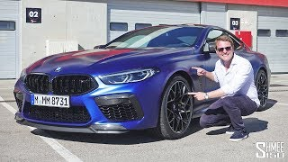 UPDATE on My BMW M8 Competition! | FIRST DRIVE