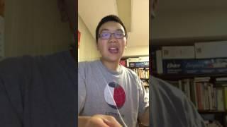Me Singing along to (Johnny good & Jay Sean