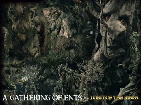 The Lord Of The Rings(the two towers)-Last March Of The Ents Video