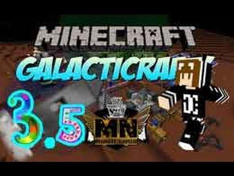 [Minecraft1.6.4] # 3.5 Crafting recipes Mod Galacticraft [720p]