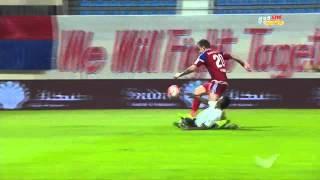 النصر1 - 1 الشعب - إدواردو يحرز هدف التعادل للشعب أمام النصر (الجولة 25) | AL NASR 1-1 AL SHAAB