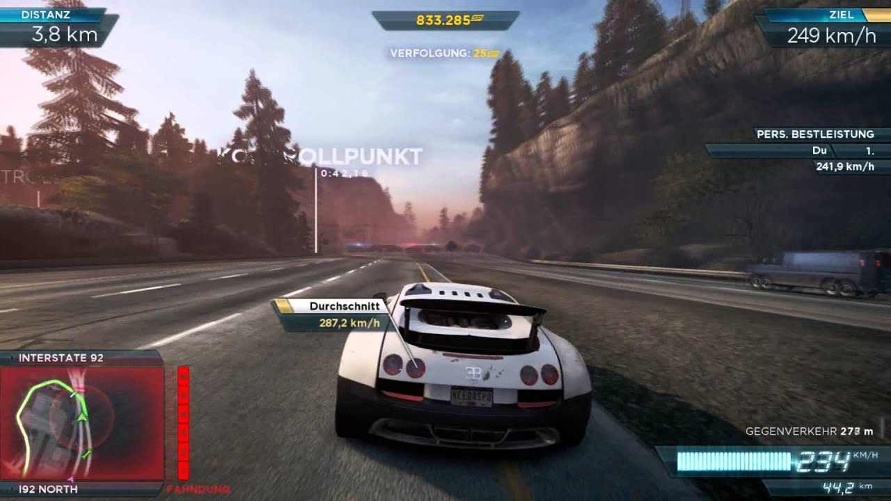 need for speed most wanted 2 2012 bugatti veyron super sport 3 needle point youtube. Black Bedroom Furniture Sets. Home Design Ideas