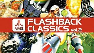 Atari Flashback Classics vol. 2: Quick Look